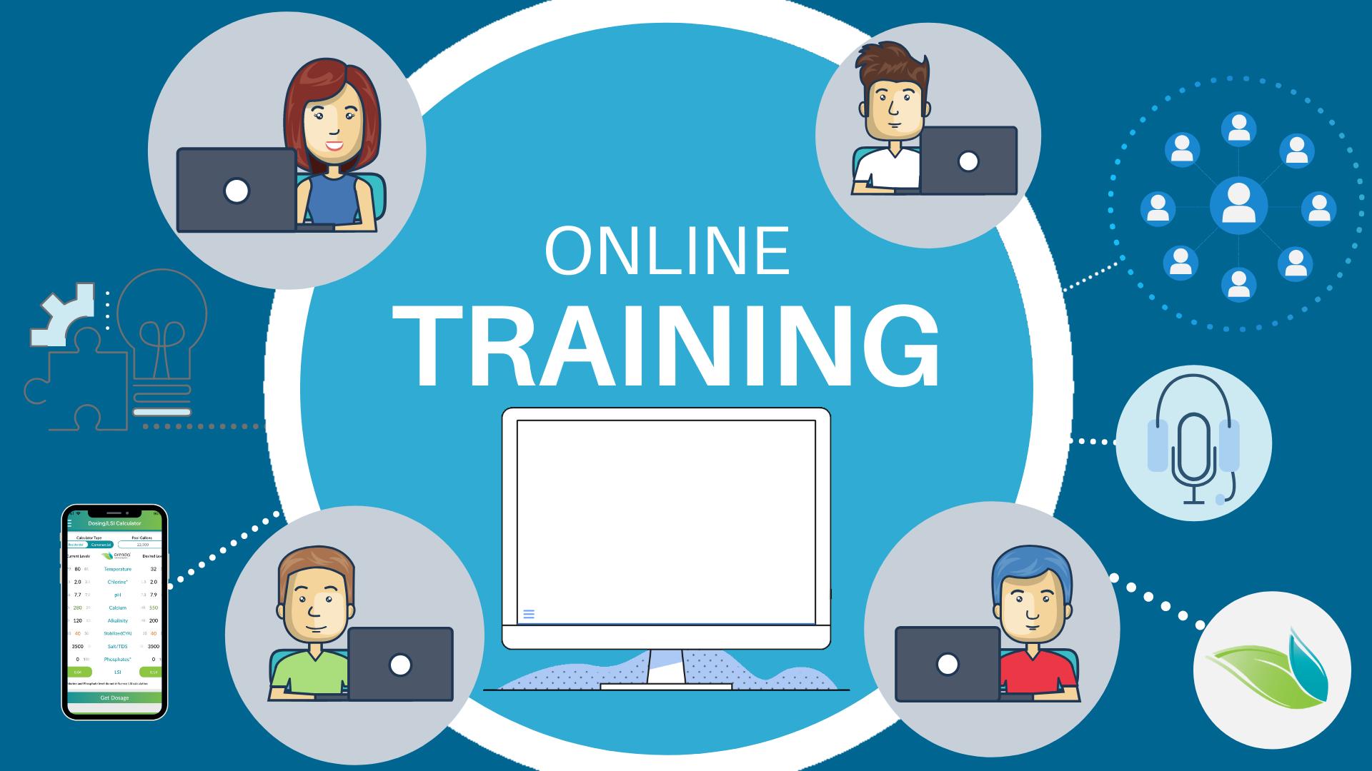 Orenda Training Graphic