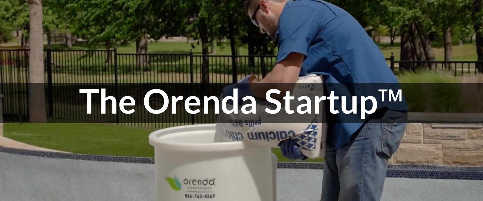 The Orenda Startup, pool startup, how to fill a pool, pool plaster, new plaster pool, NPC startup, LSI start up, LSI pool